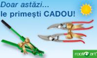 Un set de foarfeci de fasonat tabla si dispozitivul de indoit carlige oferite CADOU! Pentru ca