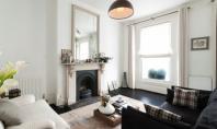 Apartament cu atmosfera clasica reinterpretata Acesta este un apartament intr-un imobil de locuinte construit in stil