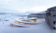 BIG proiecteaza muzeul pentru producatorul austriac de ceasuri Audemars Piguet Echipa de arhitecti de la BIG