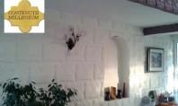Placare cu piatra perete interior - CONSTRUCTII MILLENIUM Piatra de placat se poate folosi si la