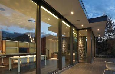 Casa de vacanta de pe lacul Wakatipu, Noua Zeelanda