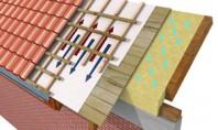 Rolul si montajul foliei de protectie (anticondens de difuzie) pentru acoperisuri Una dintre problemele importante in