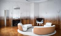 Un apartament din Paris apartinand perioadei Art Deco isi schimba infatisarea Designerul Ramy Fischler de la