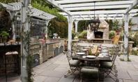 Bucătăria de vară stiluri de amenajare pe gustul fiecăruia Caldura soare aer curat daca acestea se