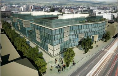 Un nou proiect de anvergura, cu acoperisuri verzi in Cluj-Napoca