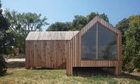 Cabana pentru un producator de vin ascunsa printre dealurile din Mondragon Echipa de arhitecti h2o a