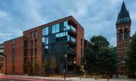 Complex de locuinte colective care isi respecta vecinii Echipa Paul Davis + Partners a finalizat un