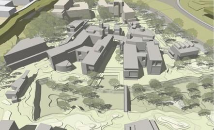 Proiectand pentru noile generatii de arhitecti - DADA & Partners castiga Concursul International de Urbanism pentru Campusul SPA din Deli