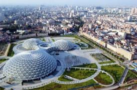 Foshan Pearl, complexul sportiv din China