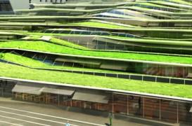 Off Architecture propune un impresionant acoperis verde