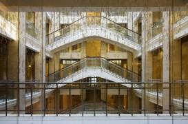 TIBA Architects Studio inspira viata intr-un magazin cladire istorica