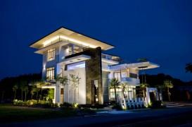 Design rezidential dus la extrem