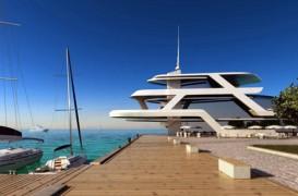 Hotelul rotativ - viitorul  epicentru turistic al Croatiei