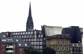Un nou colt urban in Hamburg