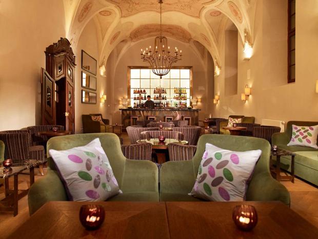 Hotel din Praga a primit premiul pentru renovarea unui vechi imobil