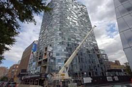 Jean Nouvel prezinta turnul proiectat in New York