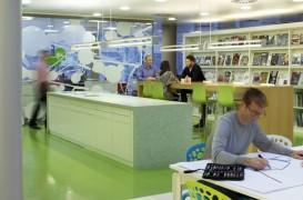 Biroul HOK din Londra a primit Certificatul LEED Gold