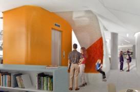 Cea mai ecologica biblioteca din New York