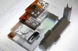 Propunerea OMA pentru extinderea Muzeului de Arta din Quebec