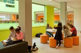 O noua scoala pentru comunitate construita in centrul orasului Rotterdam