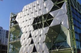 Un nou centru media in Barcelona realizat cu Texlon ETFE