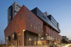 Spital in Tel Aviv ridica stacheta pentru calitatea arhitecturii de specialitate