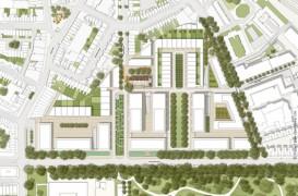 Un nou concept pentru controversatul proiect de la Chelsea Barracks