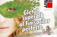 Baumit Romania va ofera un nou produs Gletul de ciment alb pentru interior si exterior -