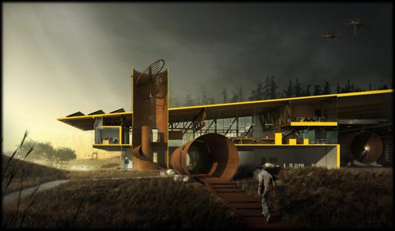 Sediul T Bailey / Olson Kundig Architects
