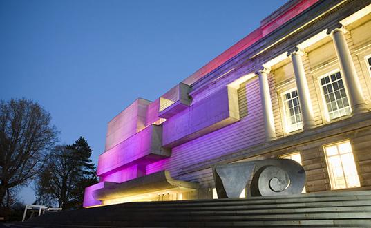 Muzeul Ulster din Belfast castigatorul Premiului pentru Arta
