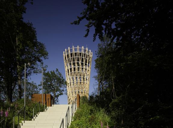 Jubergtower Hemer / Birk und Heilmeyer Architekte