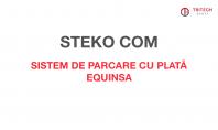 Automatizarea unei parcari cu sistemul de parcare cu plata Equinsa