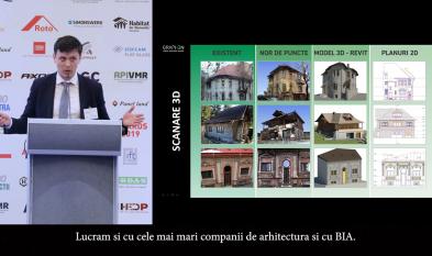 Graphein la Conferinta Internationala Euro-Fereastra & Euro-Constructii, editia mai 2019