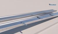Montajul unei hale pe structura metalica - TeraSteel