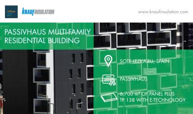 KNAUF INSULATION Knauf Insulation - prezentare proiecte - Green Buildings