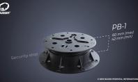 Pilon reglabil pentru pardoseli flotante de exterior PB-1 (42-60mm)