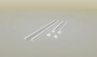 LXL Fakro - Kit de instalare