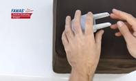 Duza reversibila pentru aspirator central