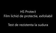 HS Protect - Test Rezistenta la sudura