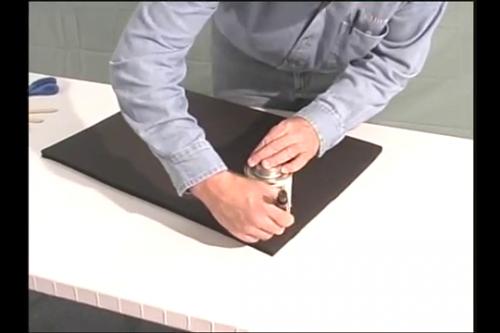 Tehnica lipirii izolatiei Armaflex ARMACELL
