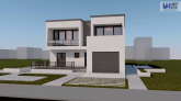 Proiect casa HERRA, P+E, 4 camere, 187 mp