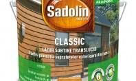 Cum se aplica Sadolin Classic (pergola)