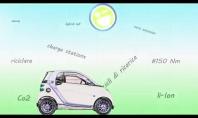 Autoutilitare electrice ecologice - prezentare a caracteristicilor modelului Golia  ESAGONO ENERGIA