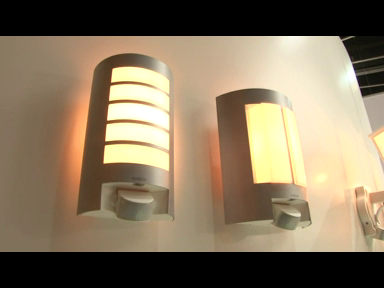 Iluminat economic cu senzor - Steinel STEINEL