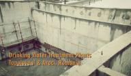 Hidroizolatii - reparatie bazine industriale
