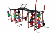 Prezentare aparate personalizate de fitness Dynamic Functional Cage