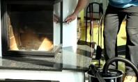 Exemplificarea functionarii unui aspirator central de tip preseparator