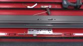 Roto Safe H - Montaj sistem mecanic de inchidere multipunct pentru usi cu actionare din maner