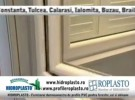Hidroplasto - unic distribuitor al profilelor PVC marca Roplasto