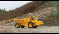 Dumper, camion articulat Volvo A60H